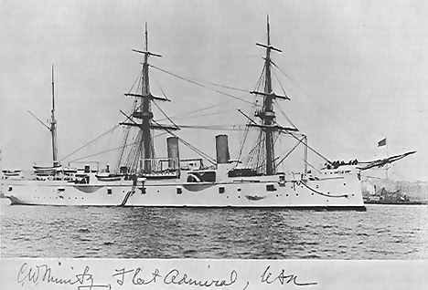 USS Chicago - croiseur protégé 1/700 COMBRIG - Page 2 020-1