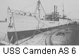 USS Camden AS 6