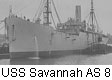 USS Savannah AS 8