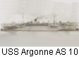 USS Argonne AS 10