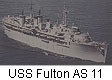 USS Fulton AS 11
