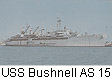 USS Bushnell AS 15