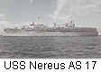 USS Nereus AS 17