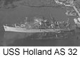 USS Holland AS 32